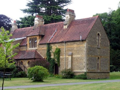 Ascot Priory - (4-3) - small