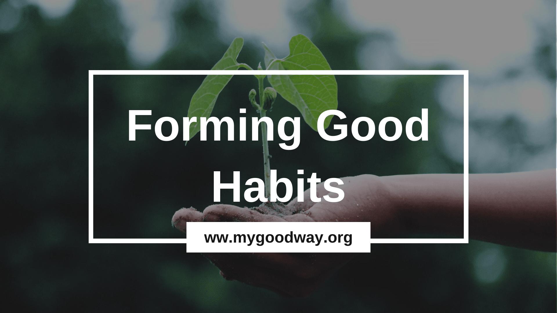 Crossroads blog - forming good habits (1)